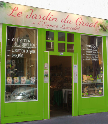 Jardin du Graal Paris