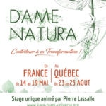 Flyer Dame Natura