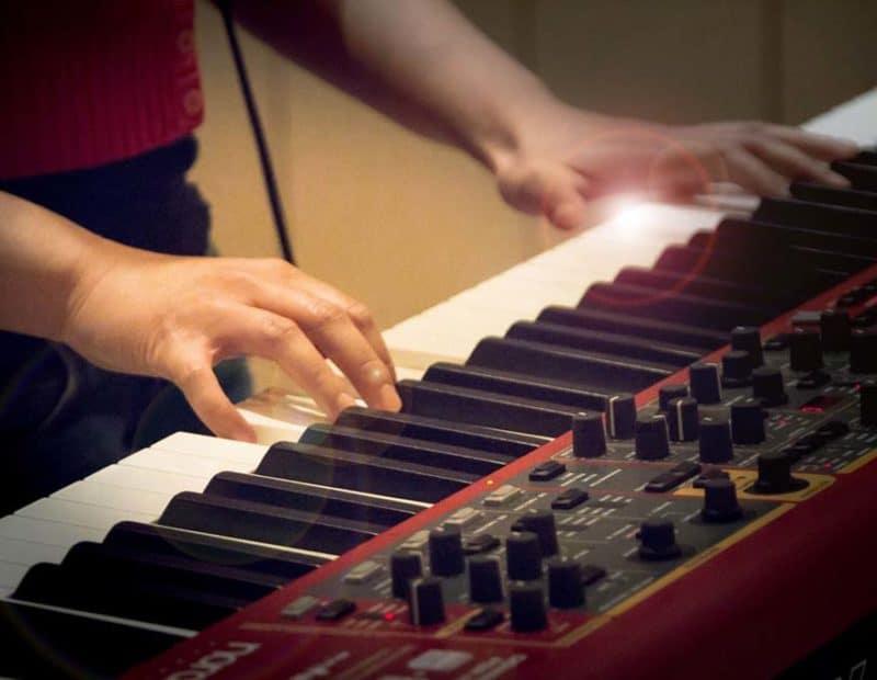 Piano Anne Feu d'Or