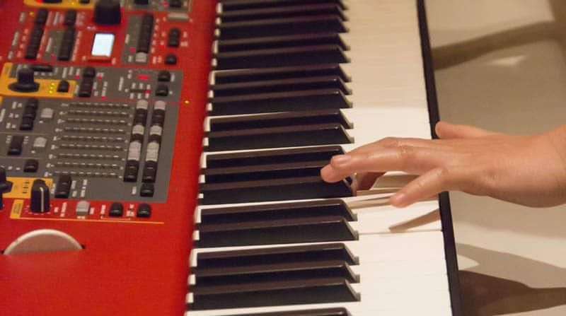 Anne Cariou Feu d'Or piano