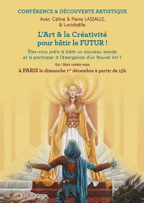 Conférence Art 1er déc